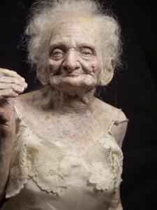 old-woman zombie